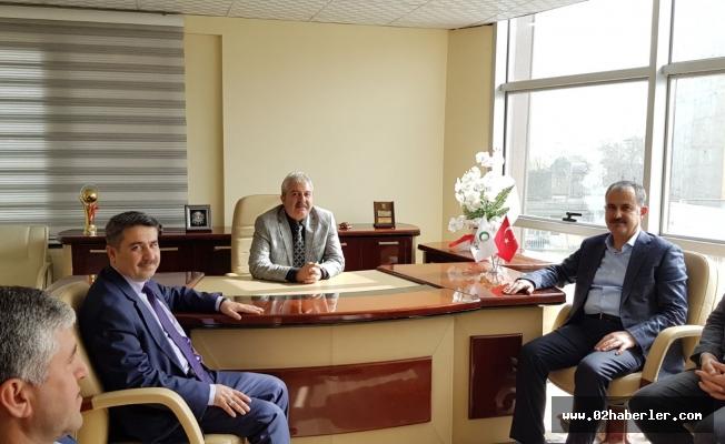 AK Parti Heyetinden Yeşilay'a Ziyaret
