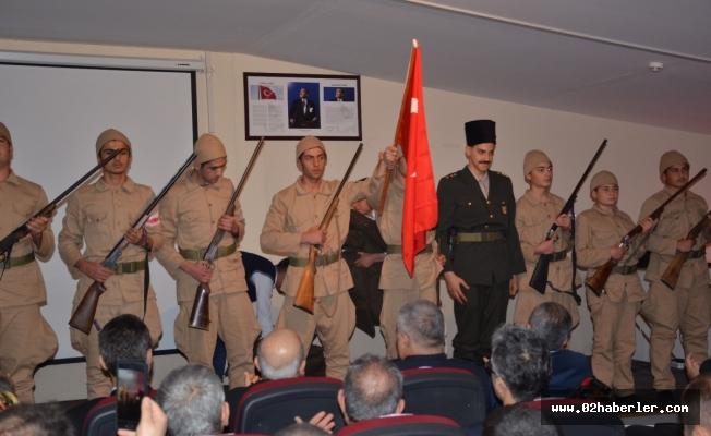 Besni'de 18 Mart Çanakkale Zaferi Kutlandı
