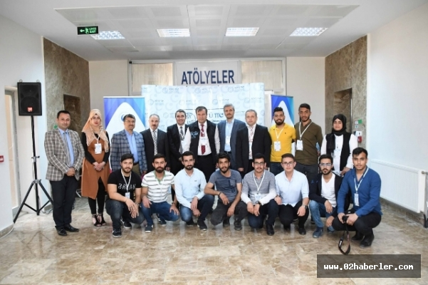2. ADYÜ İnovatif Proje Pazarına 58 Proje Katıldı