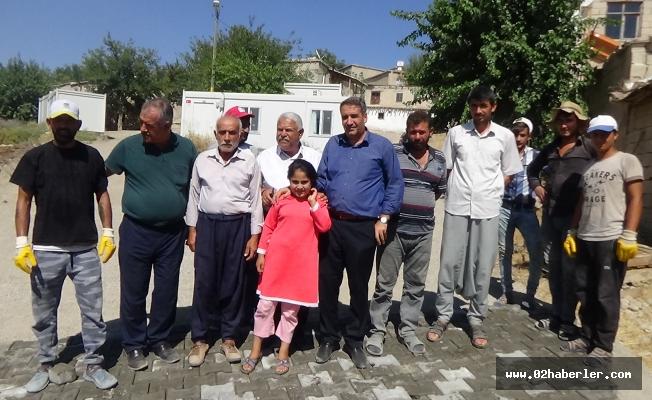 Adıyaman'ın Köylerine Şehir Estetiği