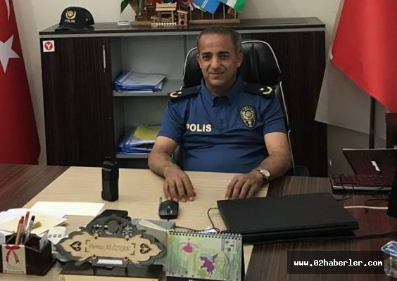Kahta İlçe Emniyet Müdürü Isparta'ya Atandı
