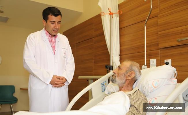 Adıyaman'da İlk Kez Pankreas Kanseri Ameliyatı Yapıldı