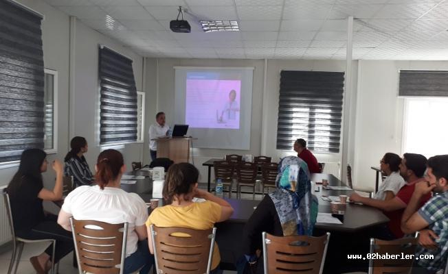 Çelikhan Devlet Hastanesi'nde E-Nabız Dönemi Başladı