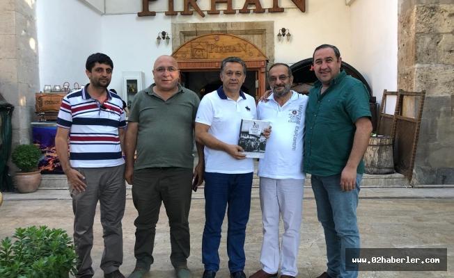 Cemiyet Başkanları Tokat'ta