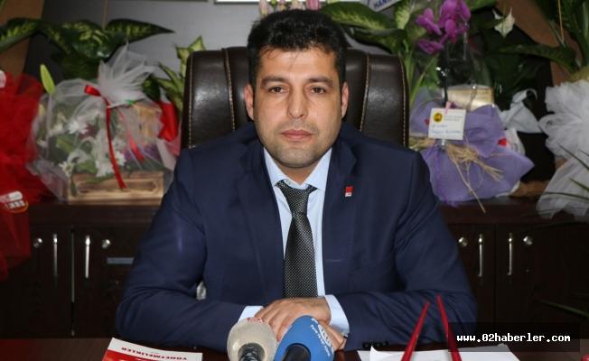CHP Adıyaman İl Başkanı Çakmak'ın Dolar tepkisi