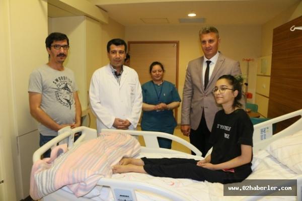 Hastane Odasından Fen Lisesine