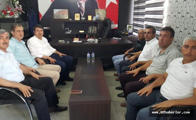 Milletvekili Tutdere'den AGAD'a Ziyaret