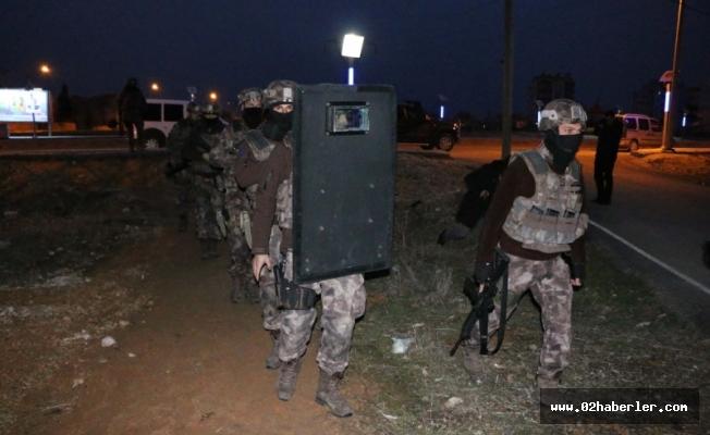 Adıyaman'da DAEŞ Operasyonu: 4 Gözaltı