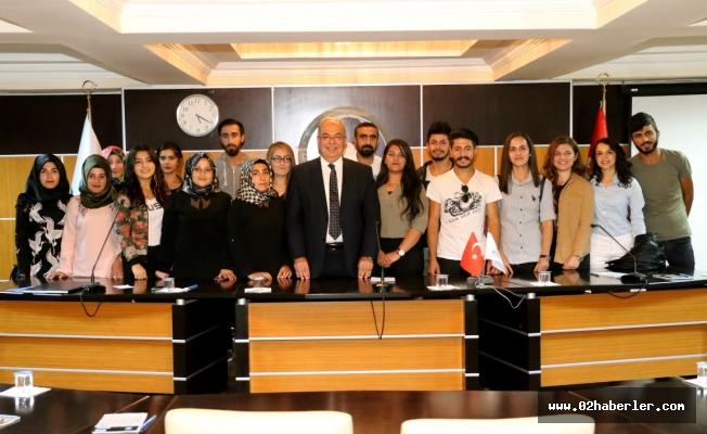 Geleceğin Teminatı Olan Gençlere Yatırım Yapılıyor
