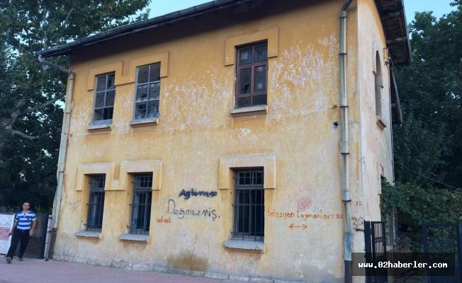 Gölbaşı İstasyon Binası Restore Edilecek