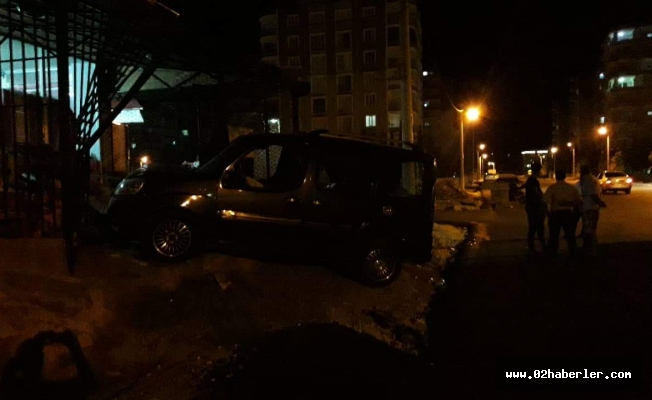 Yeni Mahallede Trafik Kazası: 3 Yaralı