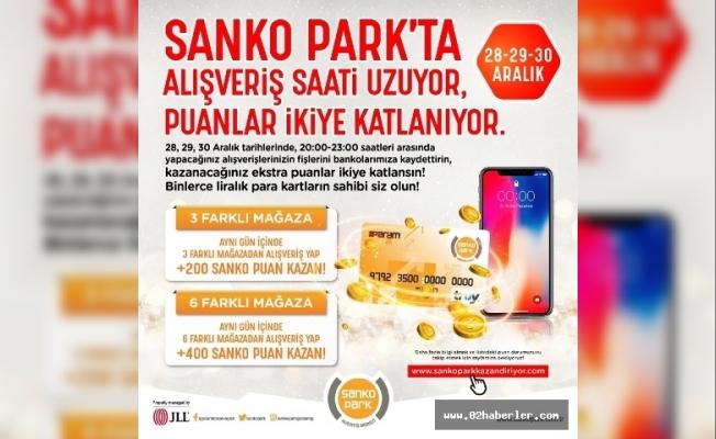 Sanko Park'ta Yılbaşı Etkinlikleri