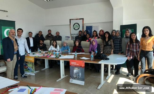 'Bağımlılıkla Mücadele Gençlik Çalıştayı' Düzenlendi