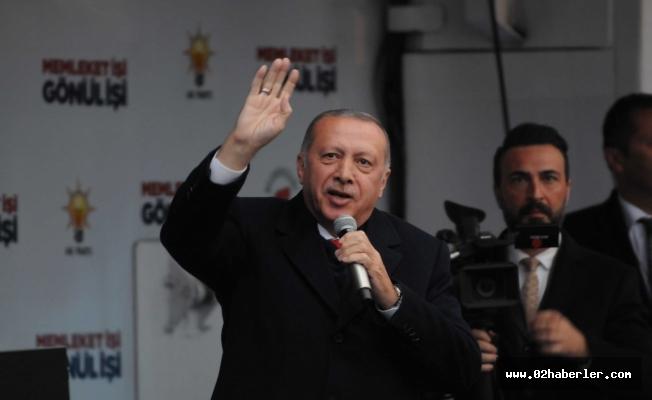 ''Bu ülkede CHP'nin zerre kadar bir emeği yok''