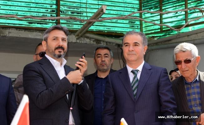 Cumhurbaşkanı Erdoğan telefondan miting alanındaki halka seslendi