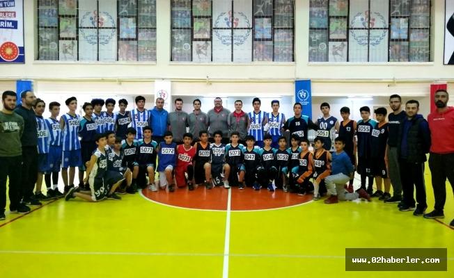 Adıyaman'da Basketbol Milli Takım seçmeleri yapıldı