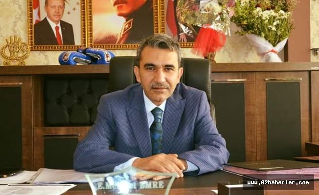 Besni Belediye Başkanı Emre'den Proje Müjdesi