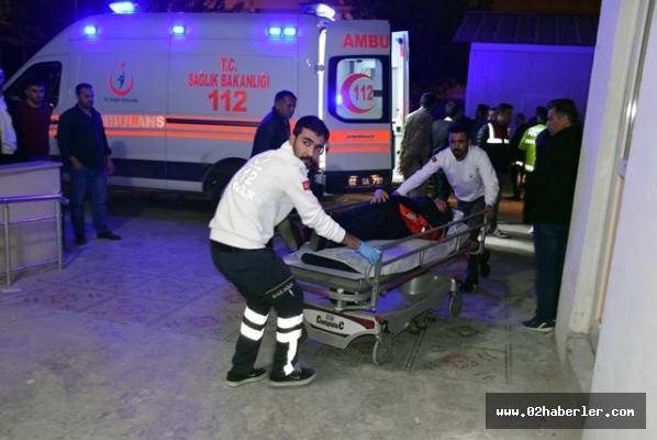 Nemrut Dağı yolunda kaza: 12 yaralı