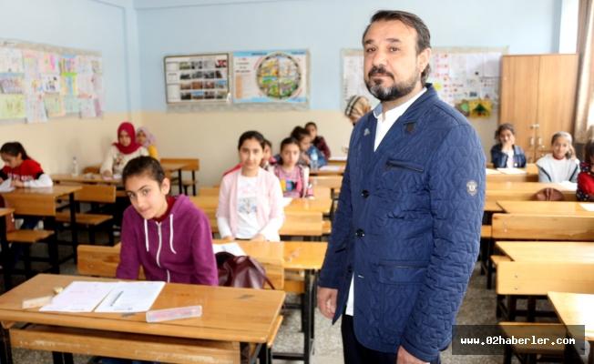 Öğrenciler Seyir-i Nebi yarışmasına katıldı