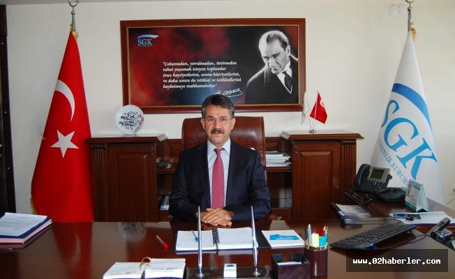 Adıyaman'da Sosyal Güvenlik Haftası kutlamaları