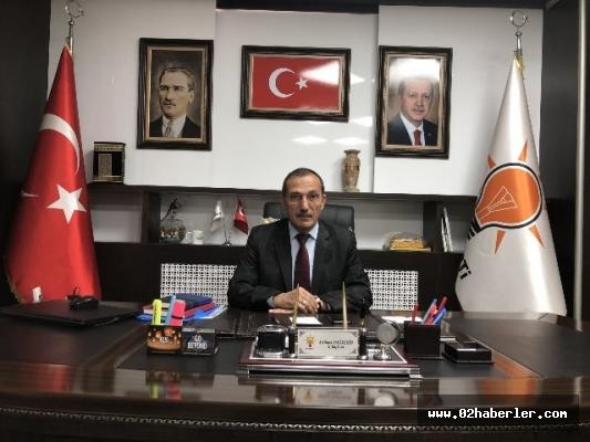 Başkan Dağtekin'den 19 Mayıs mesajı