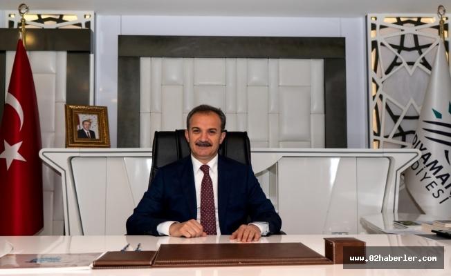 Başkan Kılınç'tan Kadir Gecesi Mesajı