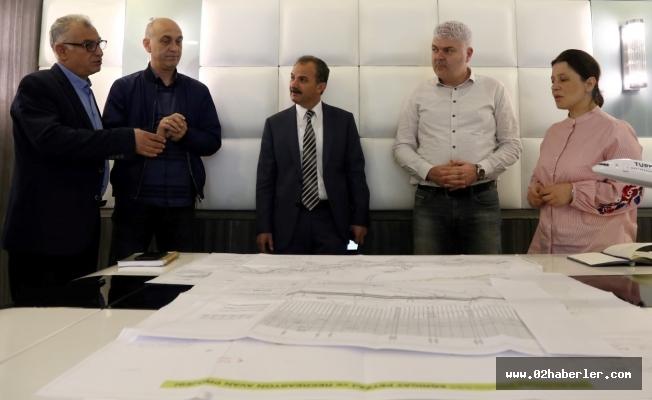 Başkan Kılınç'tan ''Millet Bahçesi'' Açıklaması