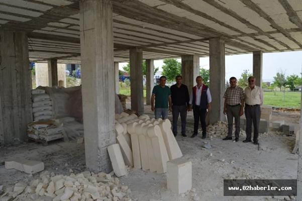 Besni Küçük Sanayi Sitesi Camisine destek bekleniyor