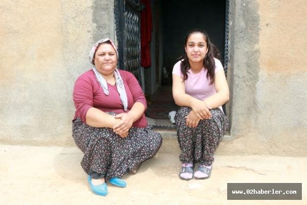 Evde ölüm tehlikesiyle oturan ailenin yaşam mücadelesi