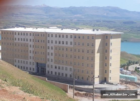 Kahta KYK yurdu inşaatında sona doğru yaklaşılıyor