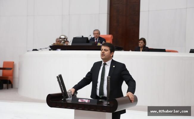 Milletvekili Tutdere'den Tarım Bakanına Soru Önergesi