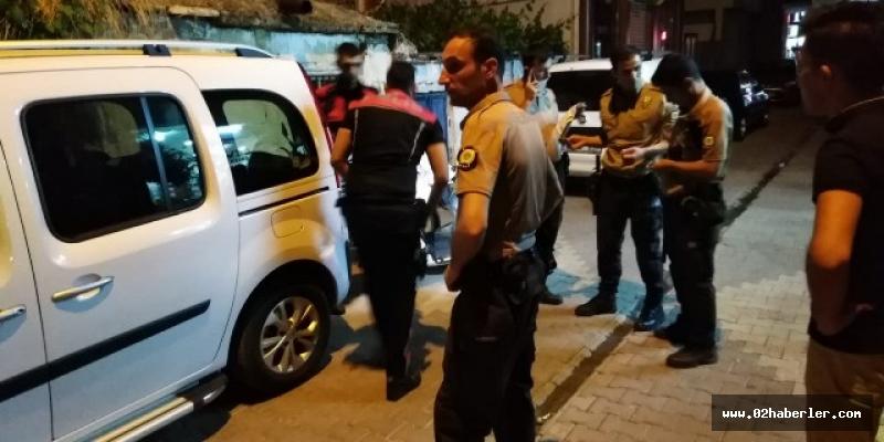 Silahlı kavgaya polis müdahale etti