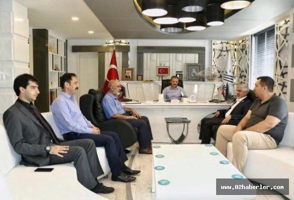 Göksu'dan Başkan Kılınç'a Ziyaret