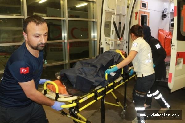 Adıyaman'da iki farklı kazada 10 kişi yaralandı