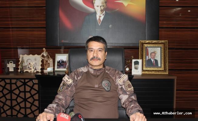 Emniyet Müdürü Metin Alper Son 5 Ayı Değerlendirdi