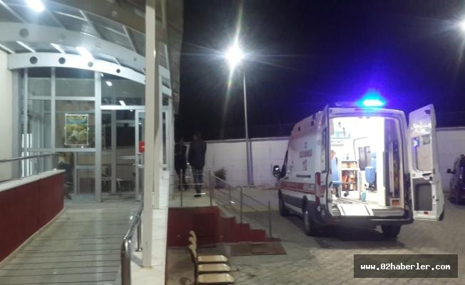 Gerger'de Silahlı Saldırı: 2 Yaralı