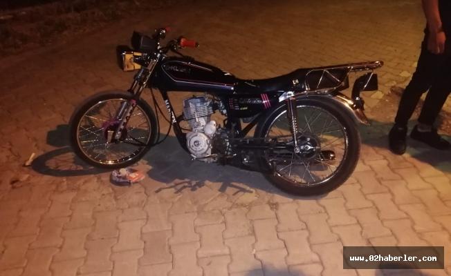 Polisten Gürültü Kirliliği Yapan Motosikletlere Denetim