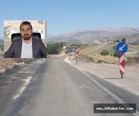 Kılınç'tan Besni-Gölbaşı Karayolunun yapılmamasına tepki