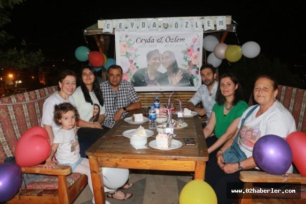 Polislerden kanser hastası polis eşine doğum günü sürprizi