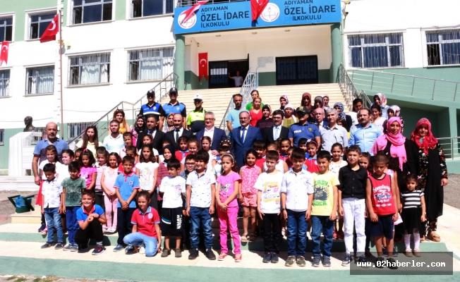 Adıyaman'da 153 Bin 552 Öğrenci Ders Başı Yaptı