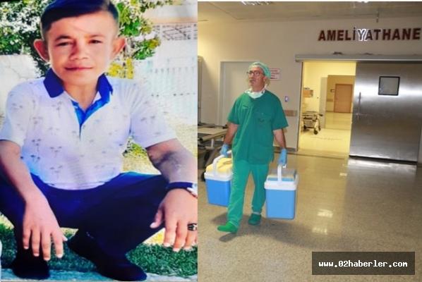 Böbrek nakli bekleyen gencin karaciğeri bağışlandı