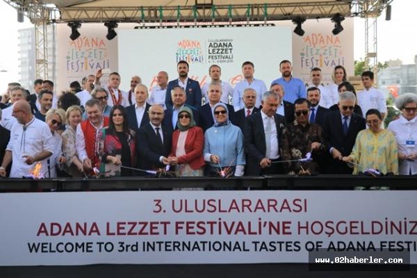 Adana Lezzet Festivaliyle Coştu