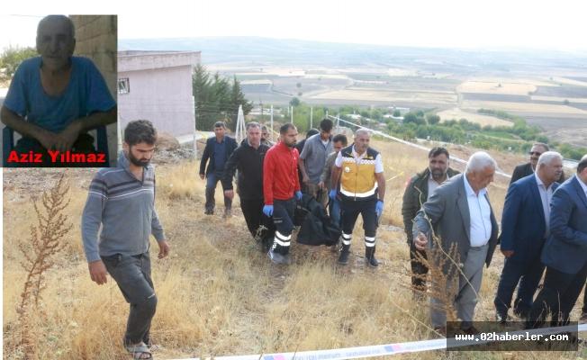 Adıyaman'da kayıp şahıs ölü bulundu