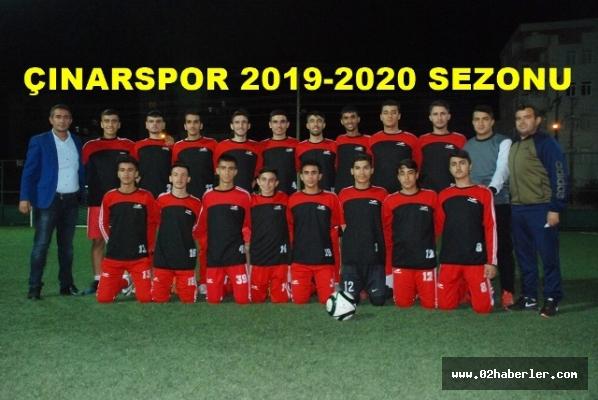 Çınarspor Yeni Sezona Hazır