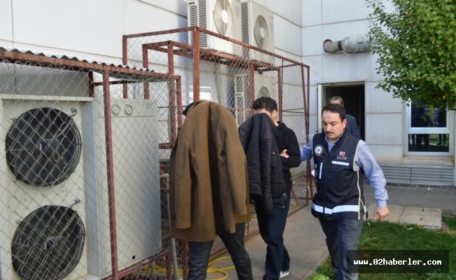 Adıyaman'da FETÖ Şüphelisi 2 Kişi Tutuklandı