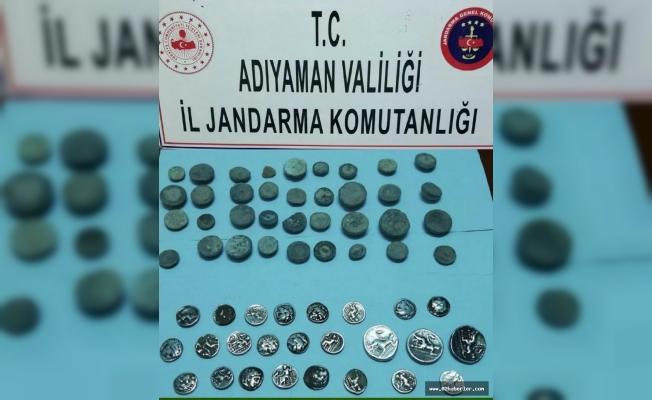 Adıyaman'da Tarihi Eser Kaçakçılığı: 2 Gözaltı