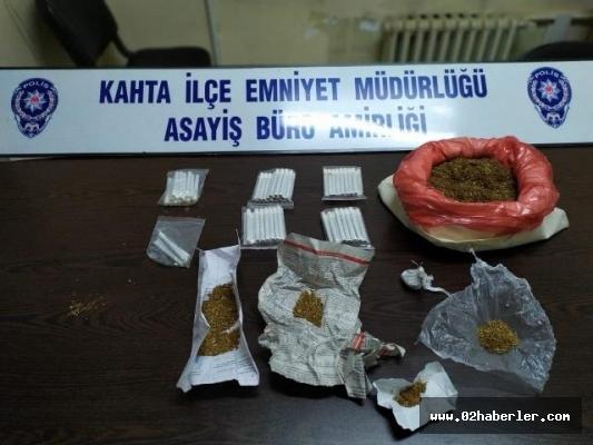 Kahta'da Uyuşturucu Operasyonu: 3 Tutuklama