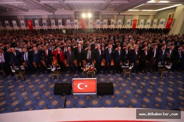 Türkiye Kamu-Sen Başkanlar Kurulu ToplantısıGerçekleştirildi