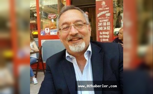 Burak Binzet CHP Adıyaman İl Başkanı Oldu