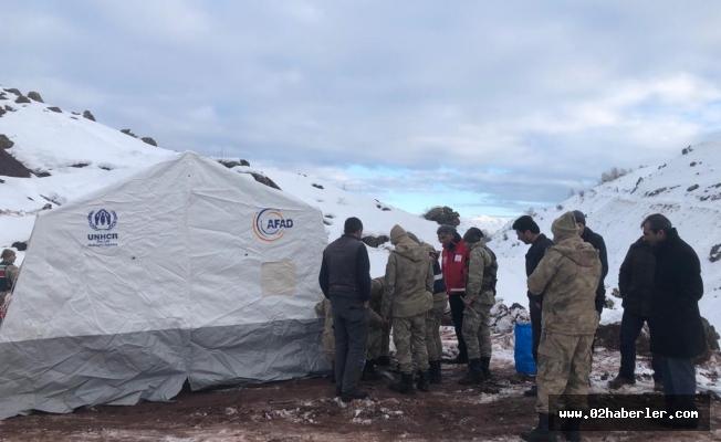 Sincikli Depremzedelere Yardımlar Ulaştırıldı